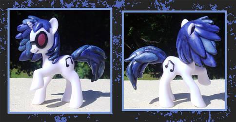 My Little Pony Custom - Vinyl Scratch