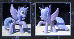 My Little Pony Custom - Princess Luna by kaizerin