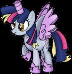 My Little Pony - Derpy Twilight Sparkle Costume