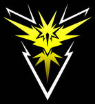 Pokemon Go: Team Instinct shirt design by kaizerin