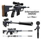 Intervention :M200