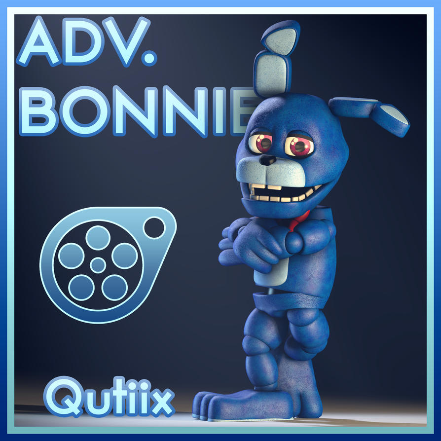 Adventure Bonnie SFM Release! By Qutiix On DeviantArt