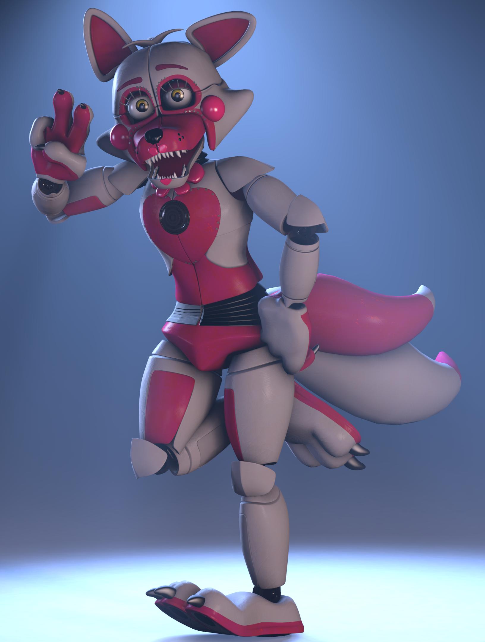 funtime foxy sfm by - photo #18
