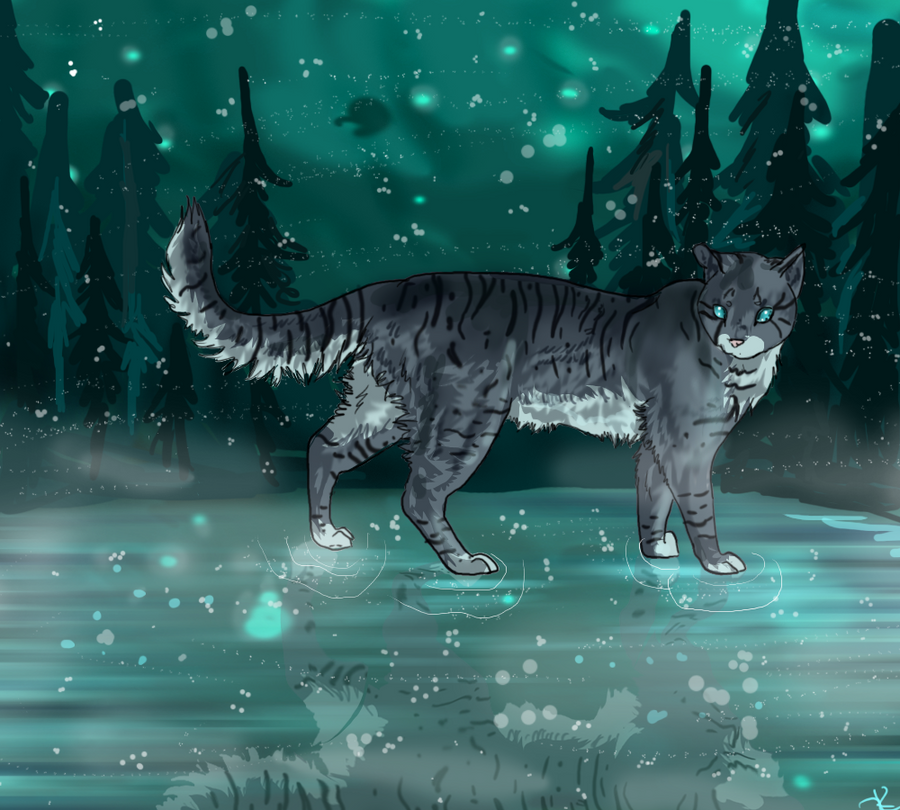 warrior cats coloring pages starclan-#49