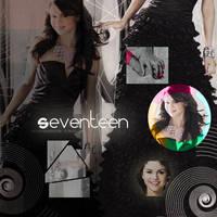Selena at seventeen magazine by lovelielife