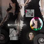 Selena at seventeen magazine