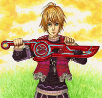 Shulk by Nashimus