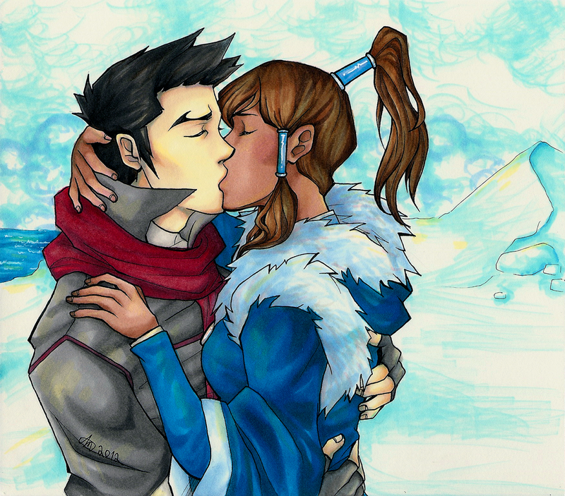 LoK: I Love You Too by Nashimus