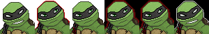 Dark Raph icon samples by Nashimus