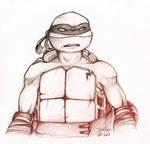 Dark Raph Sketch Trade