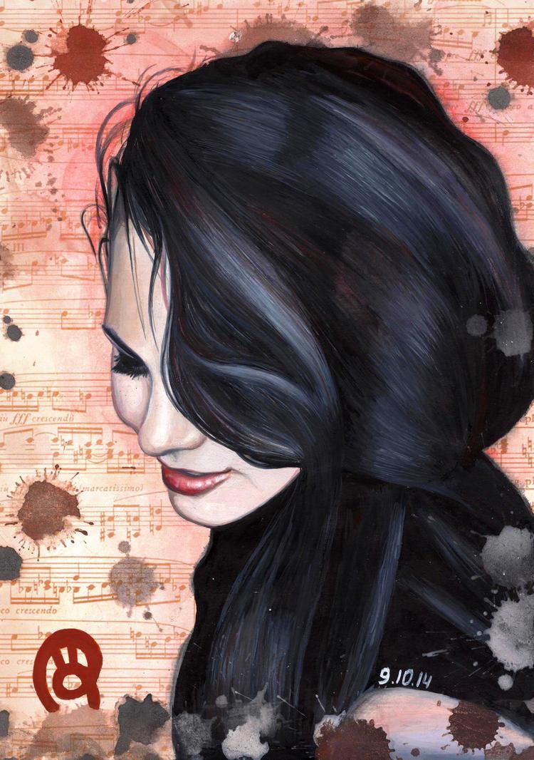 Svetlana by maskbird