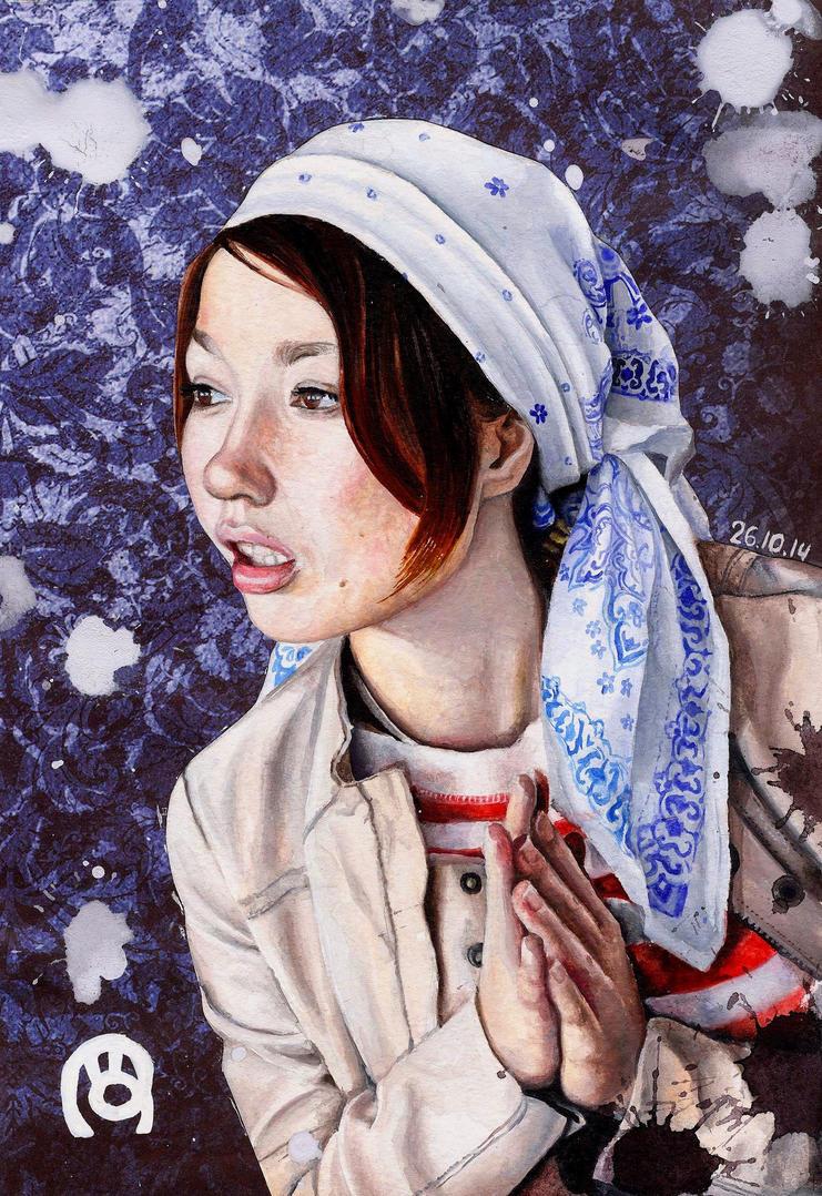 Eugenia by maskbird