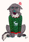Christmas Sweater Vincent