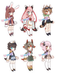 (2/6 OPEN) points paypal adopts by waruuii