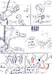Rayman doodle comic:meet Dragon p3