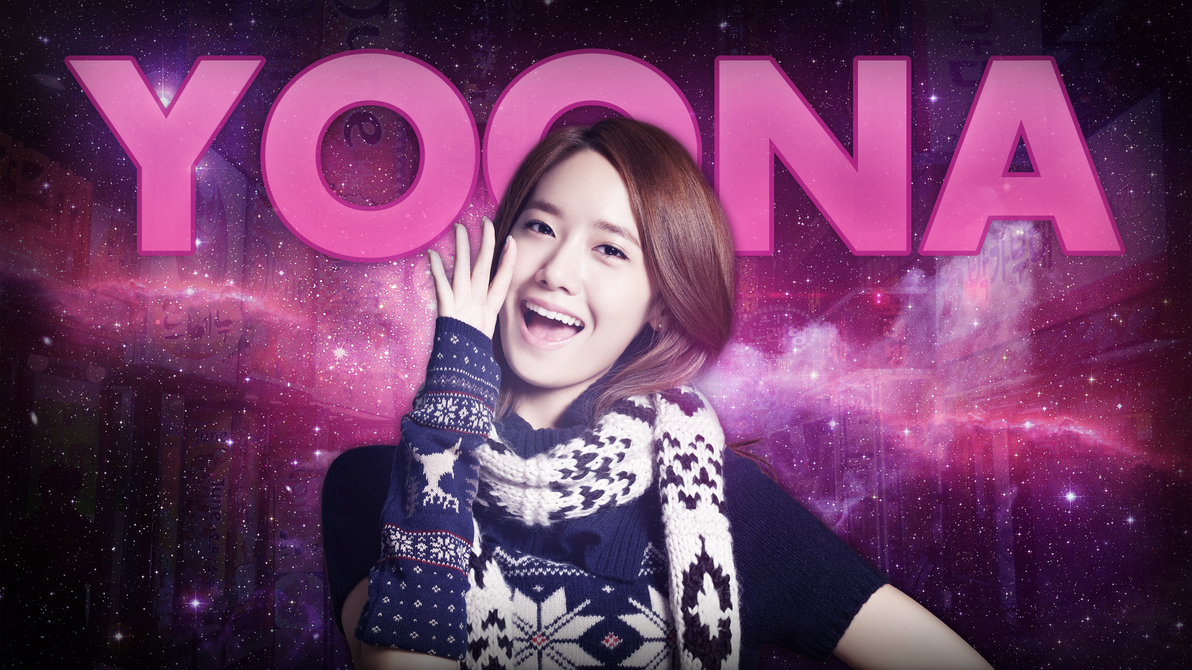 Yoona (SNSD) Wallpaper #1 by Ninquo