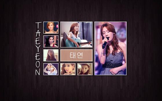 Tile WP: Taeyeon
