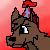 Thewolffan125 B-day icon by GhostRiderWolf