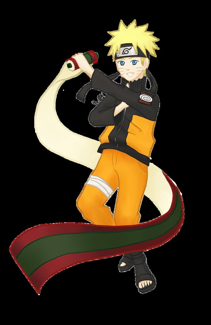 Uzumaki Naruto by relievez-z