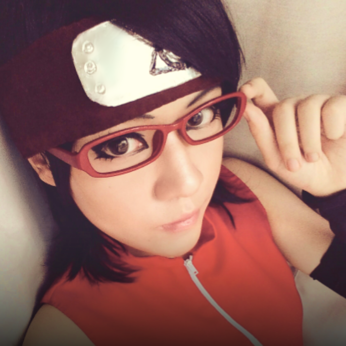 Sarada chan by relievez-z