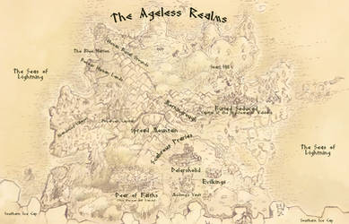 The Ageless realms. by Bubblypies