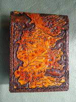 Map of westeros leather wallet by Bubblypies