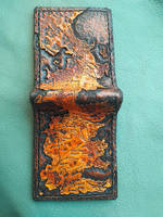 Map of westeros leather wallet full back by Bubblypies