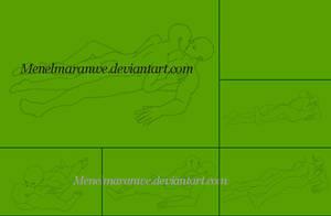 Couple base 2 by menelmaranwe