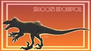 SirGoose's Indoraptor.