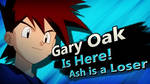Gary Oak in SSB4!