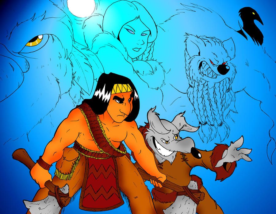 Native American Mythology Picture, Native American Mythology Image