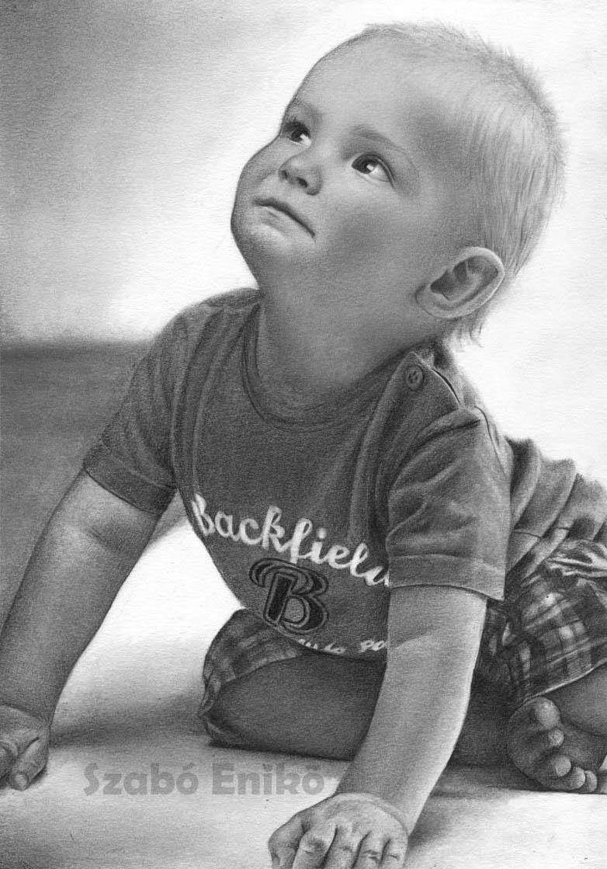 Baby Boy commission by ffnana