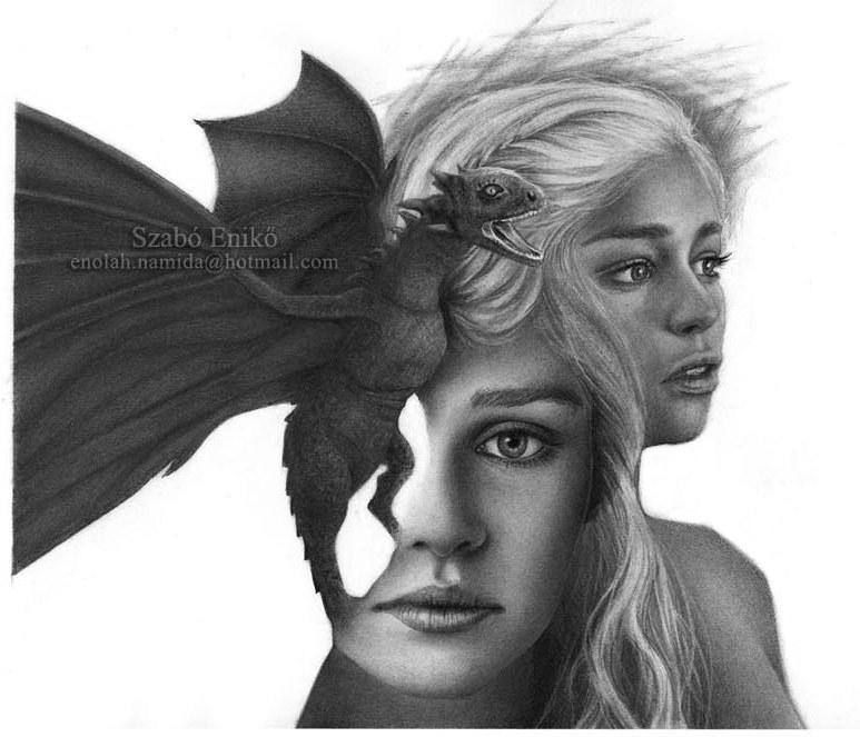 Khaleesi by ffnana