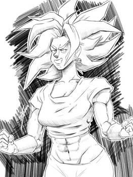 Kefla Sketch