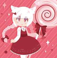 OC - Candy Cat