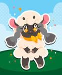 FA - Animal Crossing Wooloo