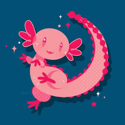 Misc - Axolotl