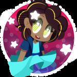 AF - Glowstick girl!
