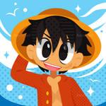 Comm - Luffy