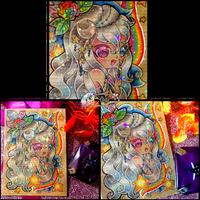 + Sparkles Chibi + Lunalys + by AngeKrystaleen