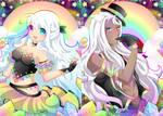 + Miss And Mister Rainbow +