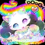 + Rainbow Doggy +