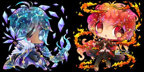 + Genshin Impact + KaeLuc +