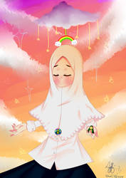 Below the Knowledges of Assalaam by Kirakawa-Karirin