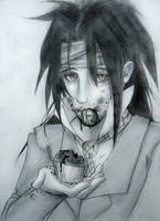 Vincent Cupcake Vampirism by OP-KingdomHearts-DS