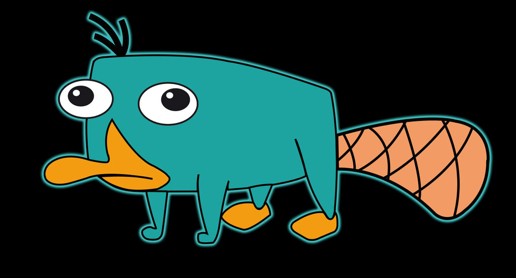 Just perry the platypus by zenkon on deviantart just perry the platypus by zenkon voltagebd Images