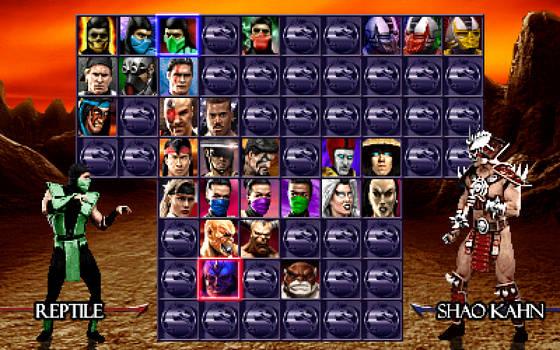 MK Armageddon 2D