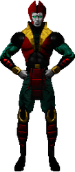 Shinnok MK4 Render