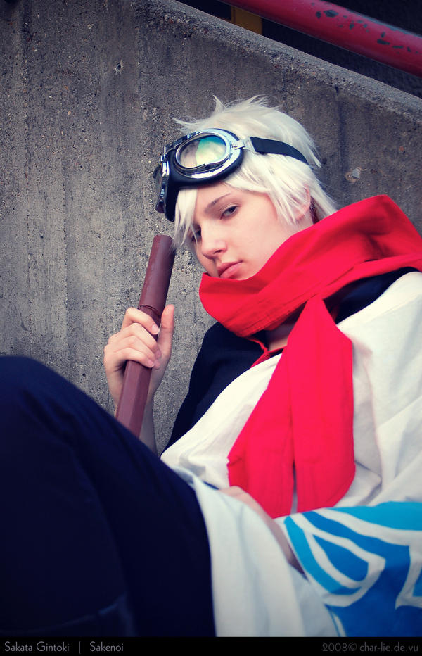 gintoki cosplay - photo #17