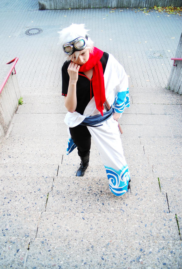gintoki cosplay - photo #42